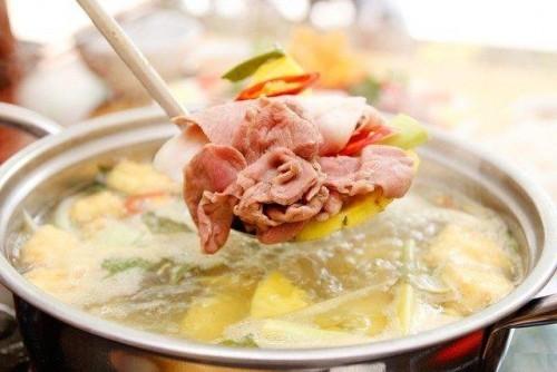 Bò nhúng dấm Đà Nẵng