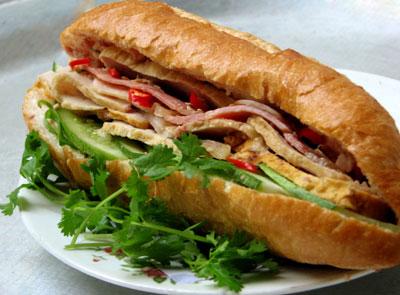 Bánh mì Đà Nẵng