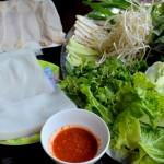 Bánh tráng cuốn thịt heo Đà Nẵng món dân dã ngon đậm đà