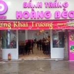 Bánh tráng Hoàng Bèo – 55 Trần Đại Nghĩa giảm 20%