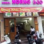 Bánh tráng cuốn thịt heo, nem lụi Hoàng Bèo Trần Đăng Ninh: giảm 20% khai trương